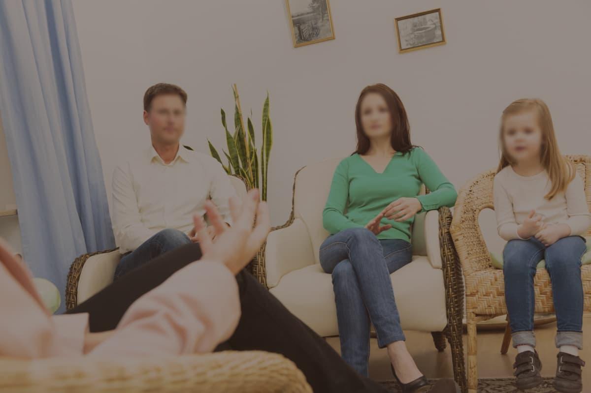 Psihoterapia familiei